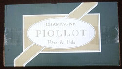 ピオロのシャンパン